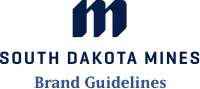 South Dakota Mines Brand Guidelines